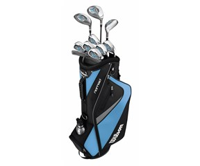 Wilson Ladies Linear XD Golf Package Set  Graphite Shaft