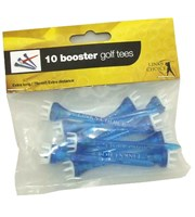 Links Choice 10 Booster Golf Tees