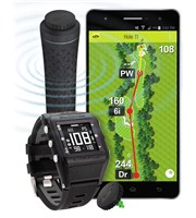 SkyCaddie Linx GT GPS Watch with Tags