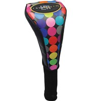 Winnning Edge Loudmouth Disco Balls Driver Headcover