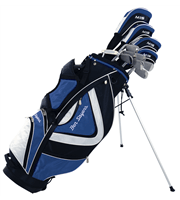 Ben Sayers M15 Blue Package Set 1 Inch Longer