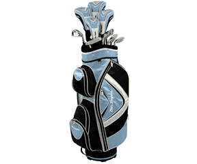 Ben Sayers Ladies M15 Blue Package Set