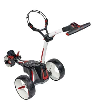 Motocaddy M1 Electric Trolley with Lithium Battery 2019