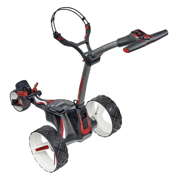 Motocaddy M1 DHC Electric Trolley with Lithium Battery 2019