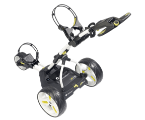 Motocaddy M1 Pro Electric Trolley with Lithium Battery 2015