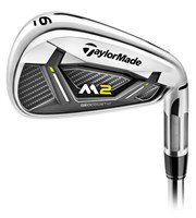 TaylorMade M2 Irons 2017  Steel Shaft