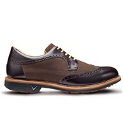 Callaway Mens Del Mar Brogue Golf Shoes