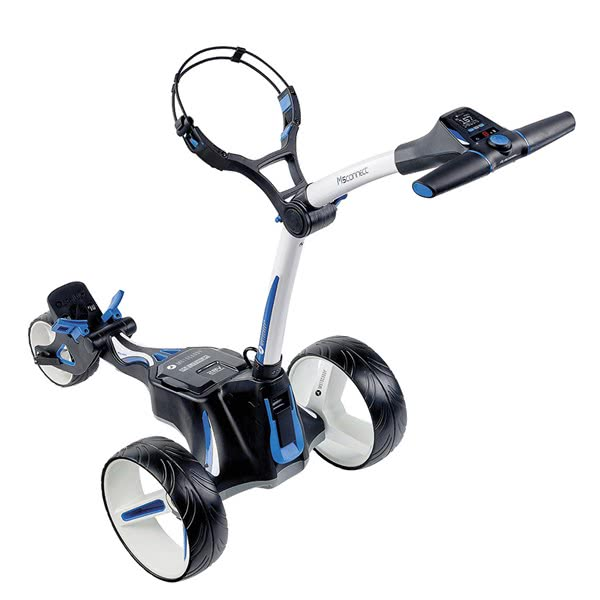 Motocaddy M5 CONNECT Electric Trolley with Lithium Battery 2019