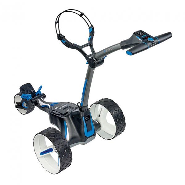 Motocaddy M5 CONNECT DHC Electric Trolley with Lithium Battery 2019