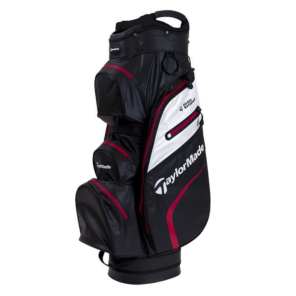 TaylorMade Deluxe Waterproof Cart Bag 2019