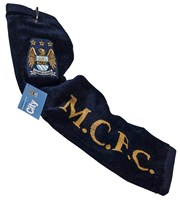 Manchester City Cross Tri-Fold Towel