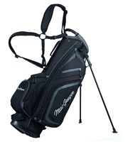MacGregor Tourney Plus 9 Inch Stand Bag