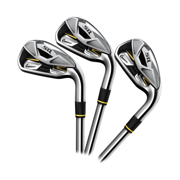 Nike SQ MachSpeed Irons (Steel Shaft)
