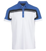 Galvin Green Mens Macoy Ventil8 Short Sleeve Polo Shirt