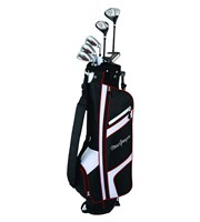MacGregor Mens CG1900 Half Package Set  Steel/Graphite