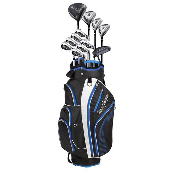 MacGregor Mens DCT2000 Package Set (Graphite Shaft)