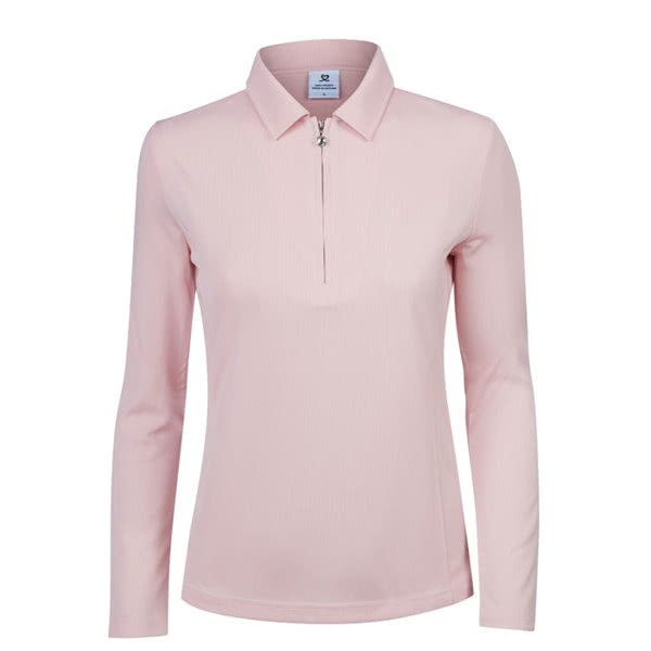Daily Sport Ladies Macy Long Sleeve Polo Shirt
