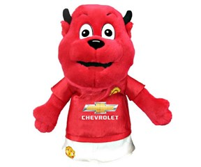 Manchester United Mascot Headcover - Fred the Red 2014