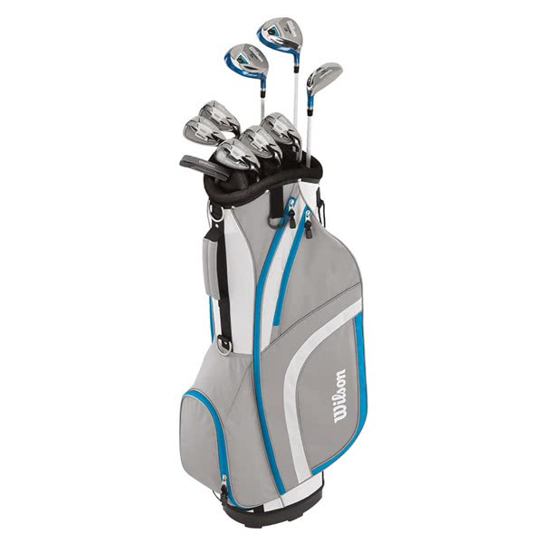 Wilson Ladies Matrix Golf Package Set (Graphite Shaft)