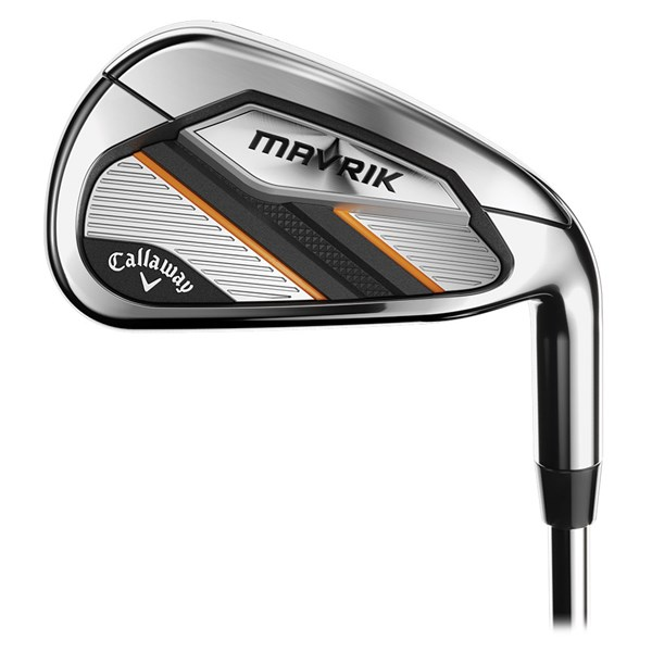 Callaway Mavrik Irons (Graphite Shaft)