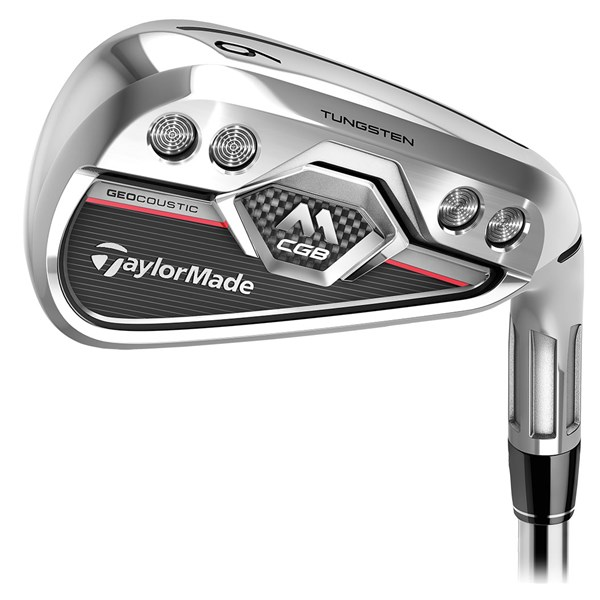 TaylorMade M CGB Irons (Graphite Shaft)
