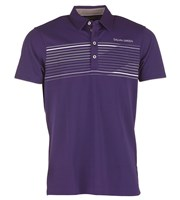 Galvin Green Mens Mercury Short Sleeve Polo Shirt