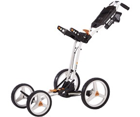 Sun Mountain 4-Wheel Micro Cart 3 Push Trolley 2015