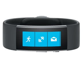 Microsoft Band V2 with GPS  Powered by Microsoft Health
