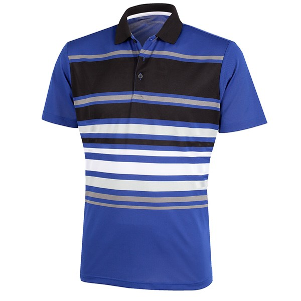 Galvin Green Mens Miguel Ventil8 Plus Short Sleeve Polo Shirt