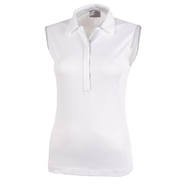 Galvin Green Ladies Millie Ventil8 Sleeveless Polo Shirt
