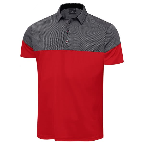 Galvin Green Mens Milton VENTIL8 Plus Polo Shirt