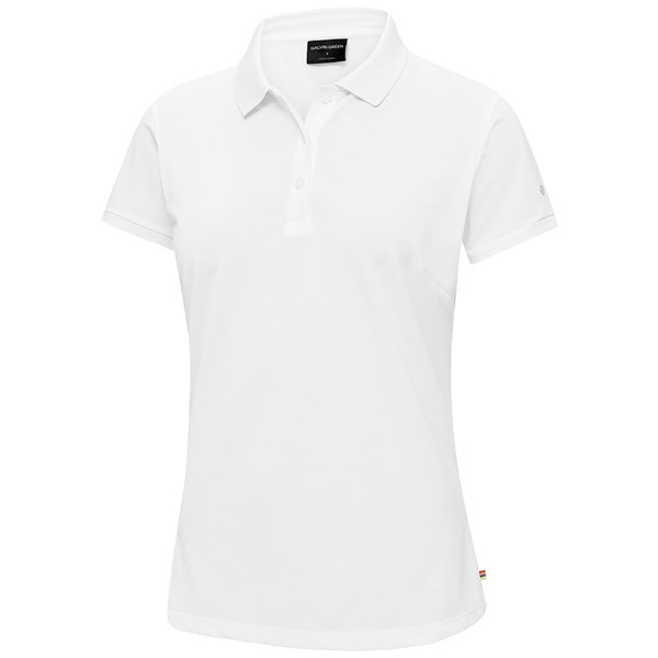 Galvin Green Ladies Mireya Short Sleev Polo Shirt