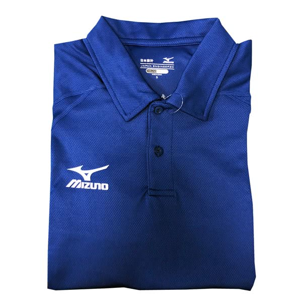 Mizuno Mens Takeshi Polo Shirt
