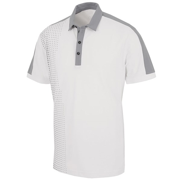 Galvin Green Mens Moe Ventil8 Plus Short Sleeve Polo Shirt