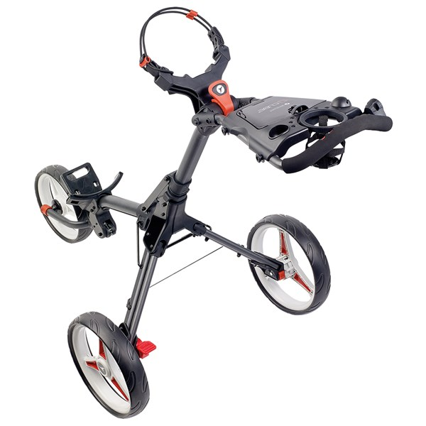 Motocaddy Cube3 Push Trolley