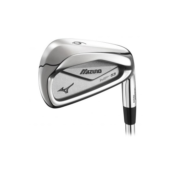 Mizuno MP-53 Irons (Steel Shaft)