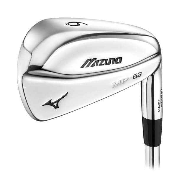 Mizuno MP-69 Irons (Steel Shaft)
