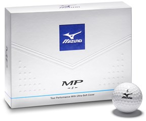 Mizuno MP-S Golf Balls 2015  12 Balls