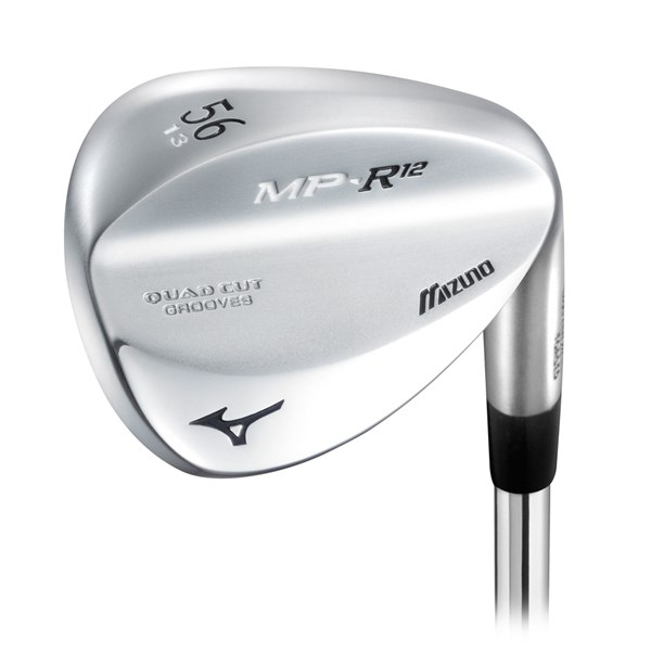 Mizuno MP R-12 White Chrome Wedge (Steel Shaft)