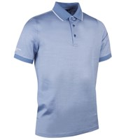Glenmuir Mens Ollie Oxford Tipped Polo Shirt