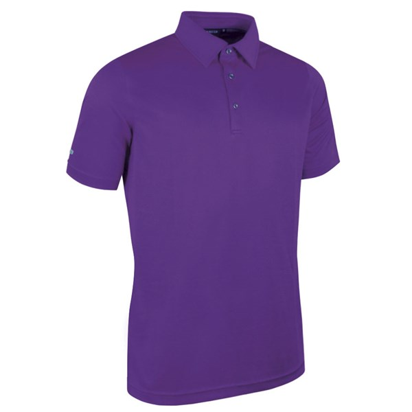 Glenmuir Mens Tristan Technical Bamboo Performance Polo Shirt