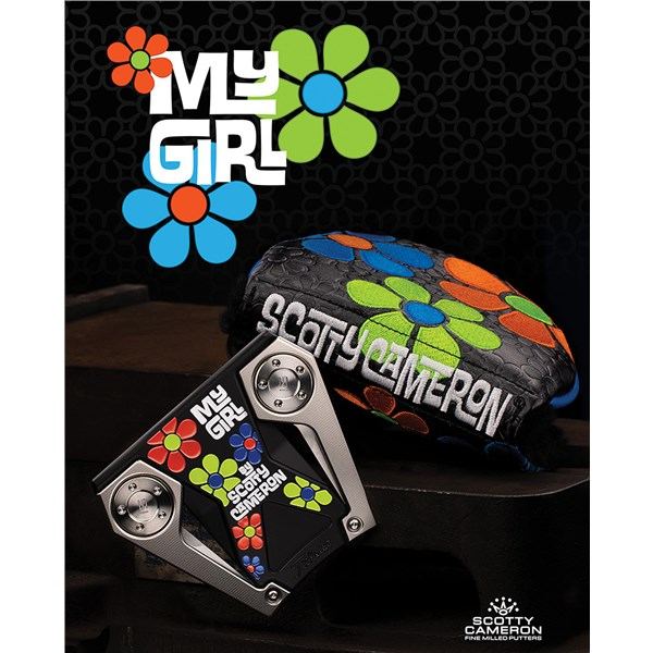 Scotty Cameron My Girl Putter - Limited Edition
