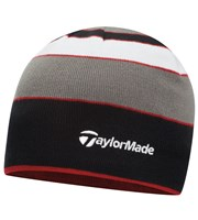 TaylorMade Striped Beanie 2015