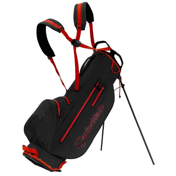 TaylorMade LiteTech Waterproof Stand Bag 2019