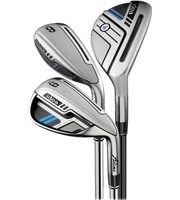 Adams Golf New Idea Hybrid Combo Iron Set  Steel Shaft