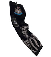 Newcastle Club Jaquard Tri-fold Towel