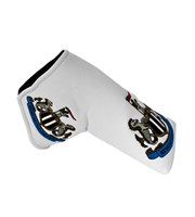 Newcastle Blade Putter Headcover