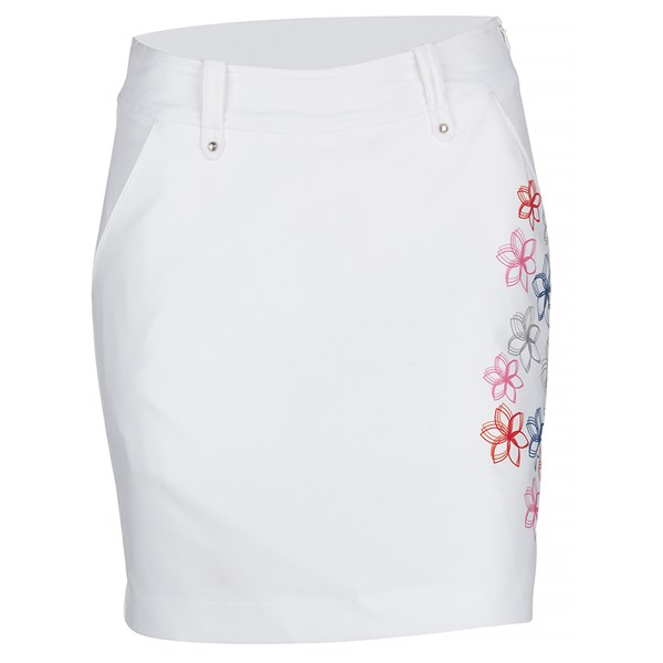 Galvin Green Ladies Nicki Ventil8 Printed Skort