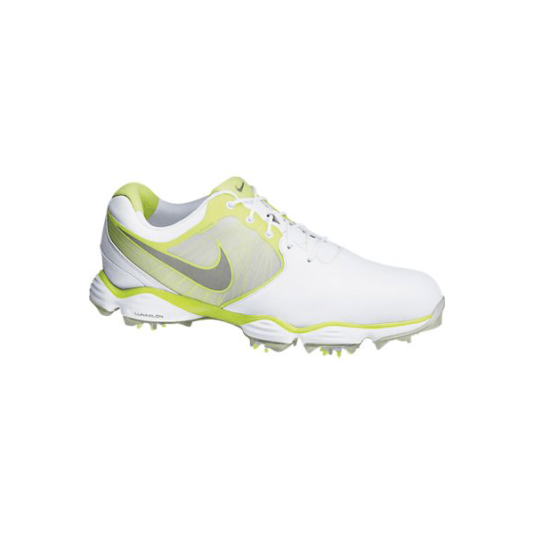 new products 445e7 0e04e Nike Mens Lunar Control II Golf Shoes (White Yellow) 2013. Double tap to  zoom. 1  2