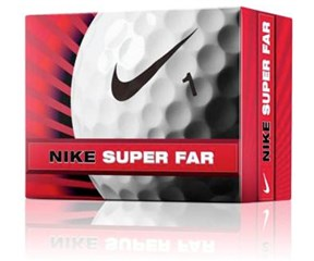 Nike Super Far Golf Balls  24 Balls